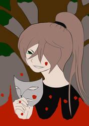 Juego del lobo primer coloreado by MenthisIsisGea