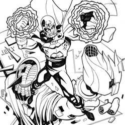 Magneto by KellyYates