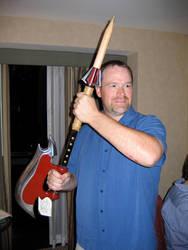 Andy 'Buffy' Owens by KellyYates