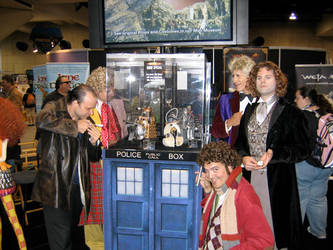 Doctor Who's by KellyYates