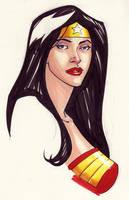Wonder Woman by KellyYates