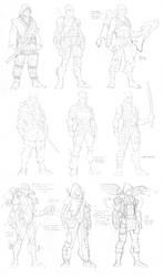 G.I. Joe Firefly by KellyYates