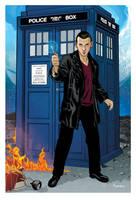 9th Doctor by KellyYates