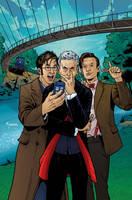 Borderlands Doctor Who by KellyYates