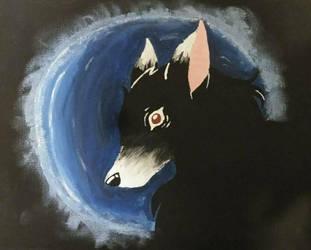 Lunar Silhouette by C-K-Whisper