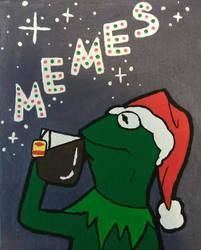 Merry Mememas by C-K-Whisper
