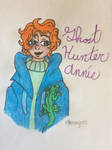 Annie The Ghost Hunter by BreDemonal24