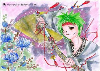 .:R:. Jishin by Nhan-SnakeX