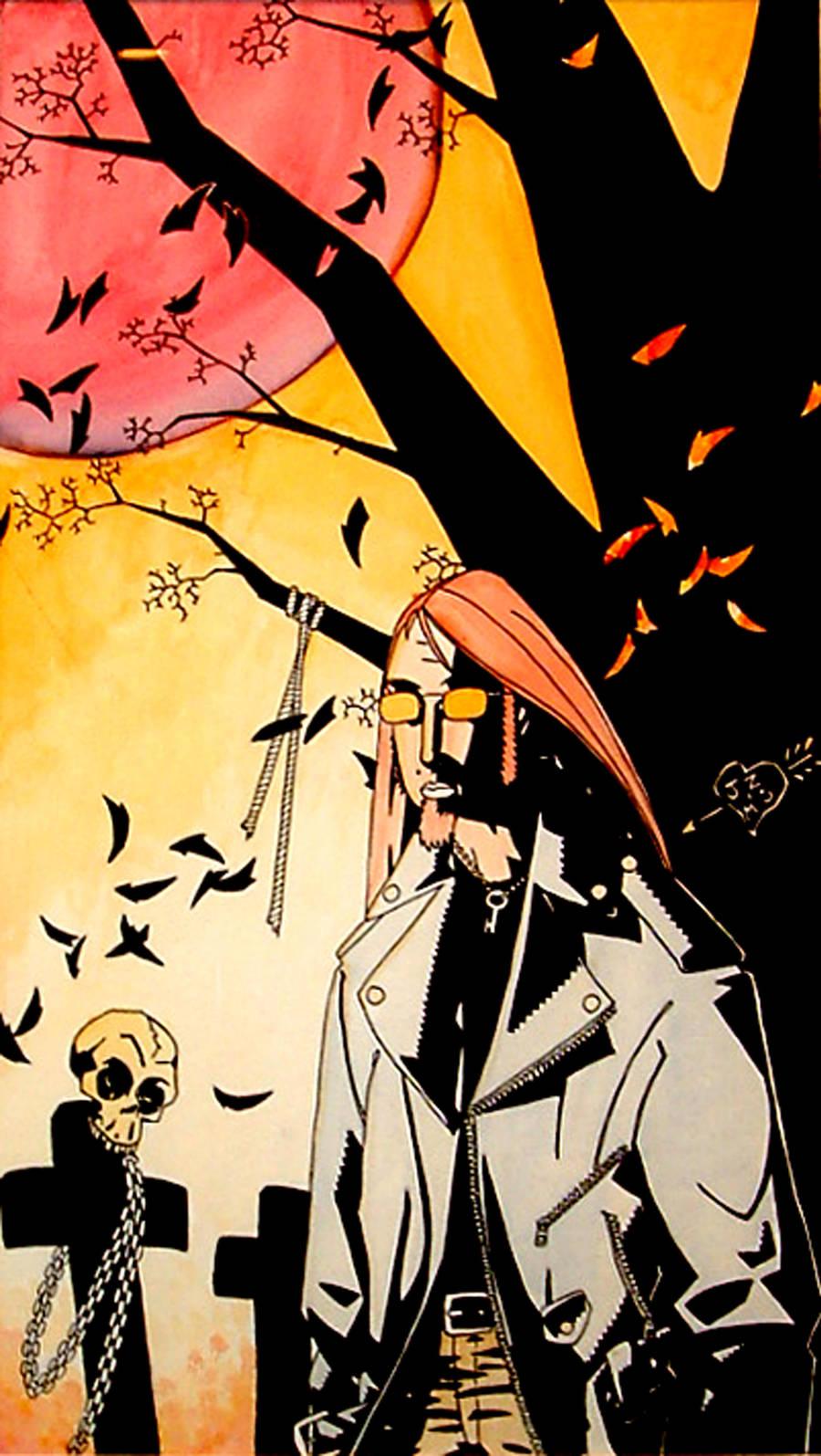 PostApocalypticJake's Profile Picture