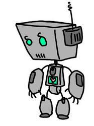 I Heart Robot by PostApocalypticJake