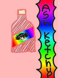 Ash Ketchup xD by Jooshy-H