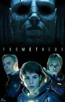 Prometheus by AlessiaPelonzi