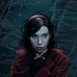 The Shape of Water by AlessiaPelonzi