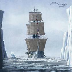 HMS Terror by AlessiaPelonzi