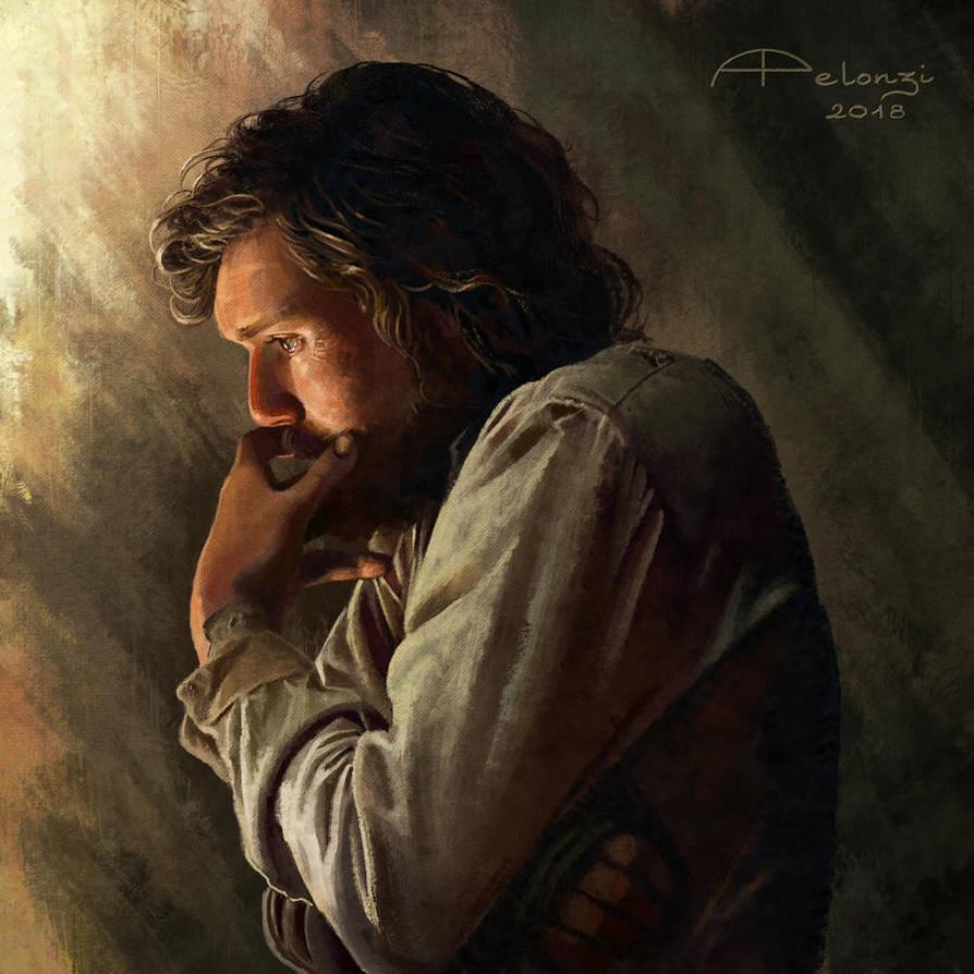 Solomon Tozer by AlessiaPelonzi