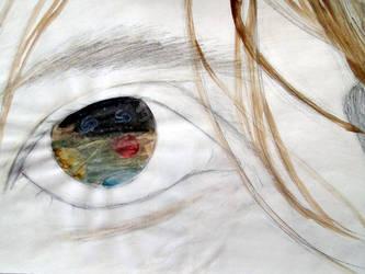 Eye by MariaAznar
