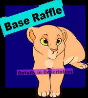 Raffle: Laying Cub Base- Closed by oCrystal