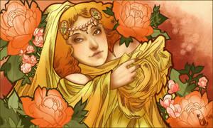 Old romance by cam-miyu