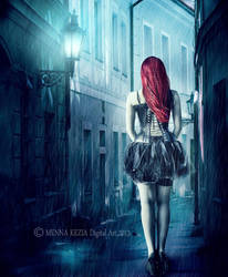 Alone by MennaKezia