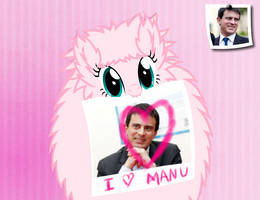 Fluffle loves Manuel Valls by Lyynou