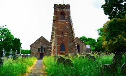 Holy Cross Church by Lashington