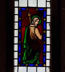 Holy Cross Church window 3 by Lashington