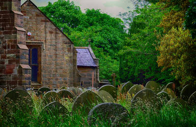 Holy Cross Church 2 by Lashington