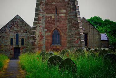 Holy Cross Church 3 by Lashington