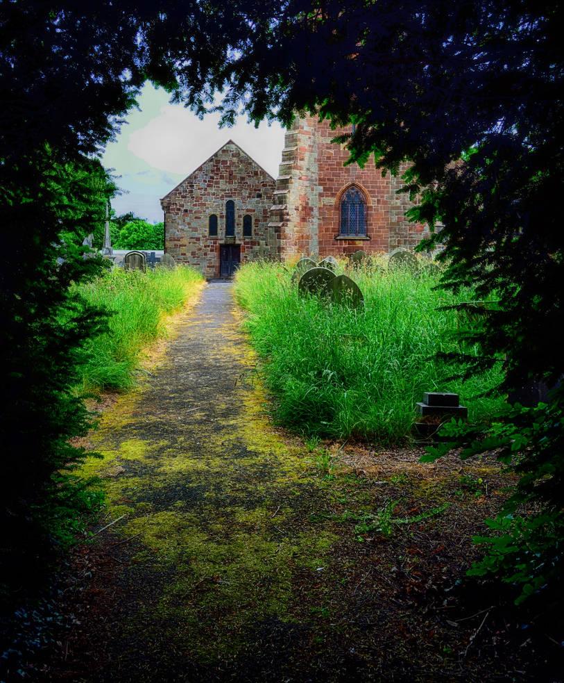 Holy Cross Church 5 by Lashington