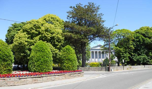 Ennis Court House by setanta5