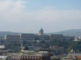 Buda castle by setanta5
