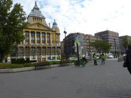 Random Budapest street scene by setanta5
