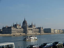 Hungarian Parliament Building XIV by setanta5