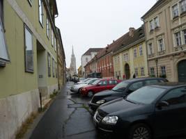 On the approach to St. Matthias Church II by setanta5