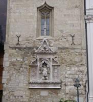 On the approach to St. Matthias Church IV by setanta5