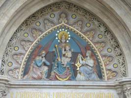 St. Matthias Church IV by setanta5