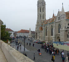 St. Matthias Church X by setanta5