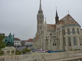 St. Matthias Church XII by setanta5