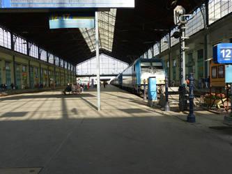 West Railway Station by setanta5