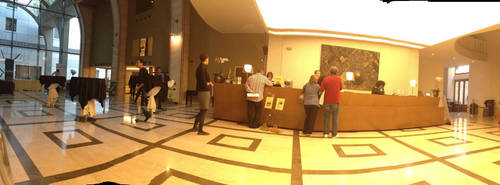 Zara continental hotel by setanta5