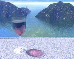 Farewell drink by setanta5