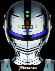 Gavan face by Freakazoid999