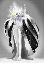 White Diamond by v0idless