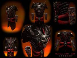 Undeath Armor by Jpdemon