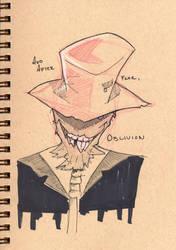 Scarecrow 3 by achanowitz