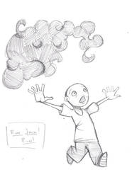 Lost the Children's Book by achanowitz
