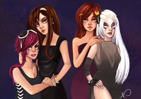 [LoL] Duos by neecobalt