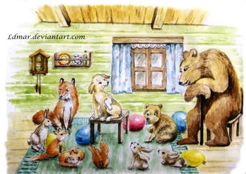 Illustration 6 by Lidmar