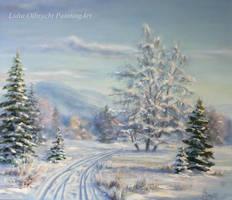 Winter IV by Lidmar