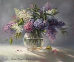 Lilacs by Lidmar